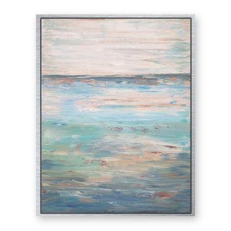 Ocean Blue   Oil   40 x 30
