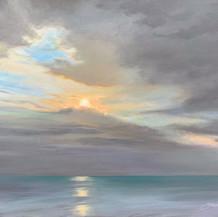 Sunrise on the Cape   Oil   30 x 40
