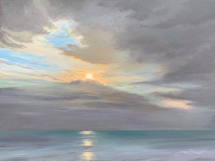 Sunrise on the Cape | Oil | 30 x 40