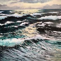 Open Seas   Oil   40 x 30