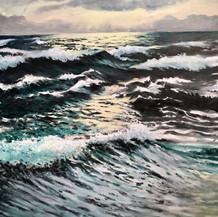 Open Seas | Oil | 40 x 30