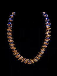 """Spiraling Into Space   Jewelry   20"""" length"""