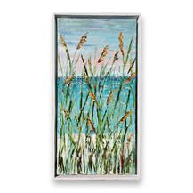 Beach Grass | Oil | 24 x 12
