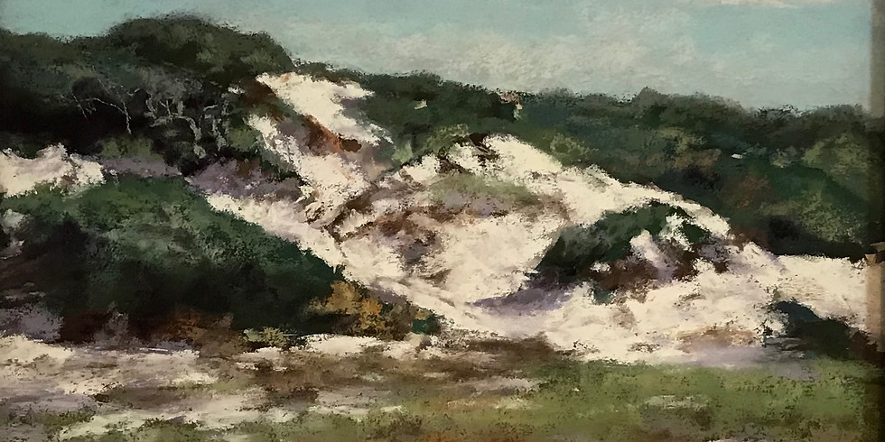 Pastels With Melody Bogle, Feb 16
