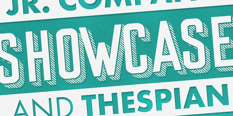 ECTC Jr. Company & Thespian Showcase