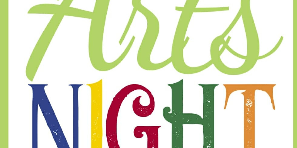 Downtown Arts Night DeFuniak Springs
