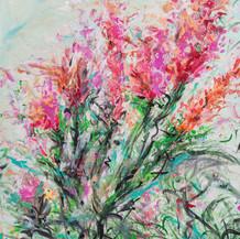 Blooming | Acrylic | 20 x 24