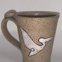 "Pelican Mug   Ceramics   4"""