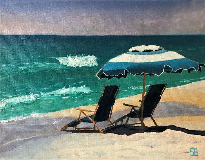 Summertime Bliss | Oil | 11 x 14