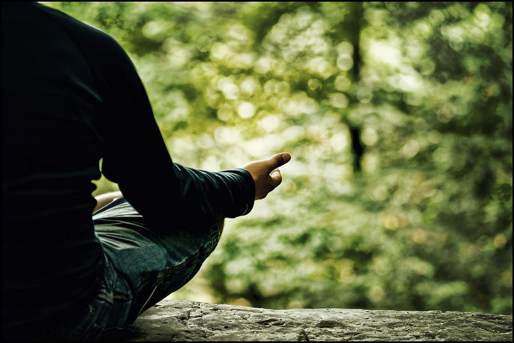 Abb. 1 Meditation