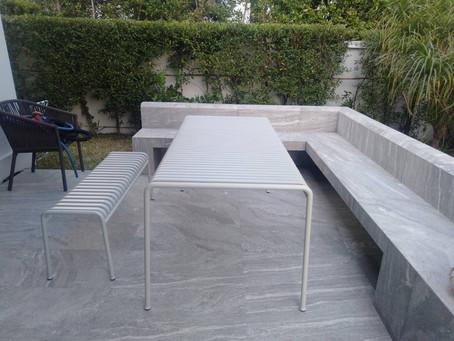 ของแต่งบ้าน Palissade Table – Sky Grey