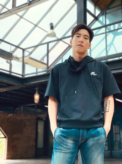 Mc Jeans เสื้อสเวตเตอร์ Unisex แอนตี้แบคทีเรีย สีดำ