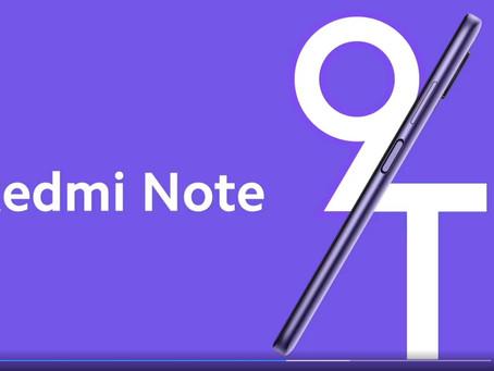 มีอะไรจะบอก เปิดตัว Redmi Note 9T 5G