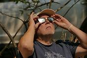 Jim looking at eclipse.jpg