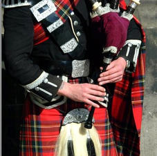 Bagpipes lessons