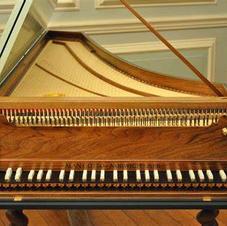 Harpsichord lessons