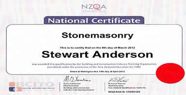 stonemason nz Waikato