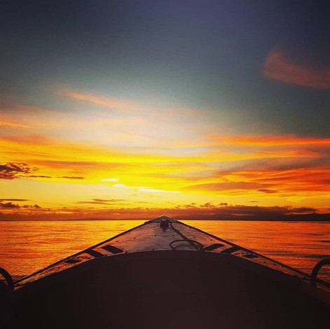 Take a sunset cruise and witness stunning sunsets!