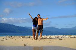 Sandbank trips!