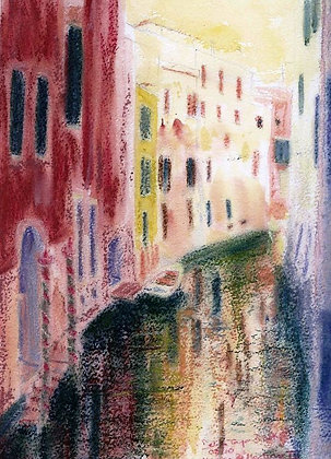 Venice Reflections 3