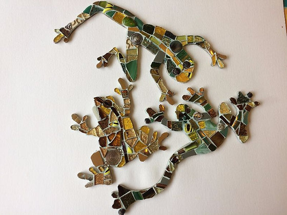 Frogs - Set of 3