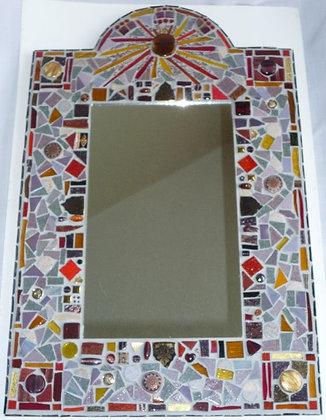 Moroccan Sunburst Mirror