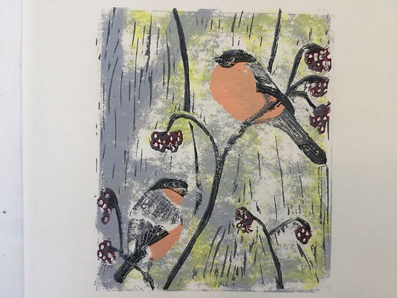 Chaffinches 1