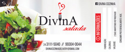 #51393 01 - Divina Cozinha Etiquetas