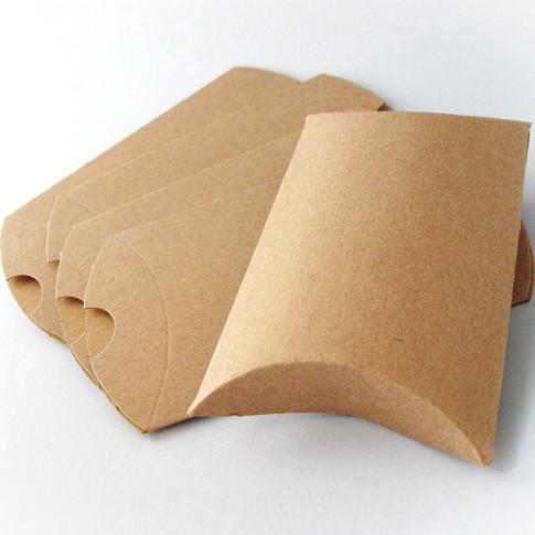 Enso Brown Kraft Pillow Pack