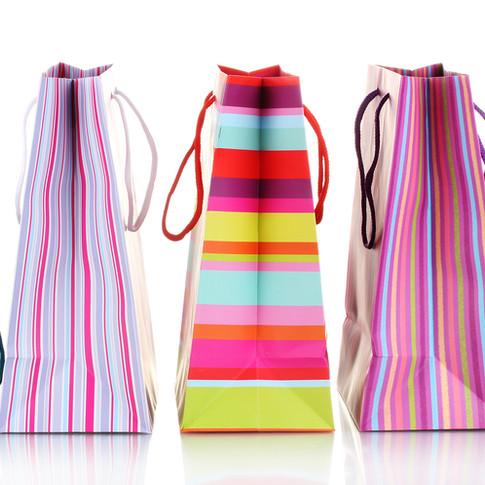 Enso Paper Bag