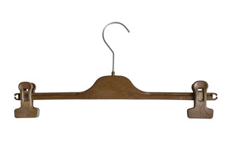 Enso Wooden Hanger with Clip