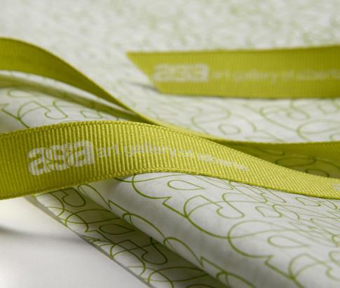 Enso Grosgrain Ribbon and Tissue