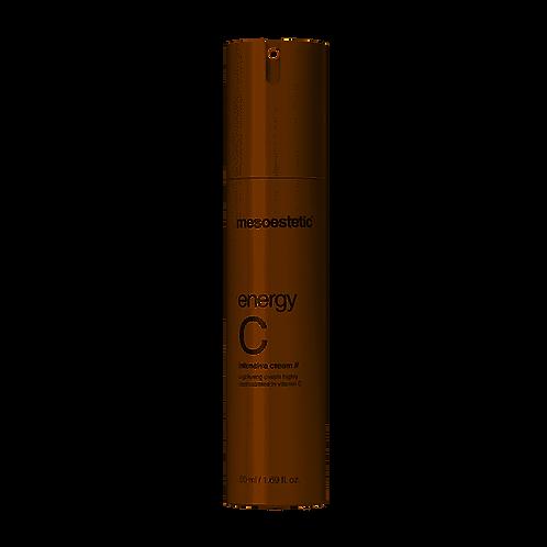 Energy C Brightening Cream