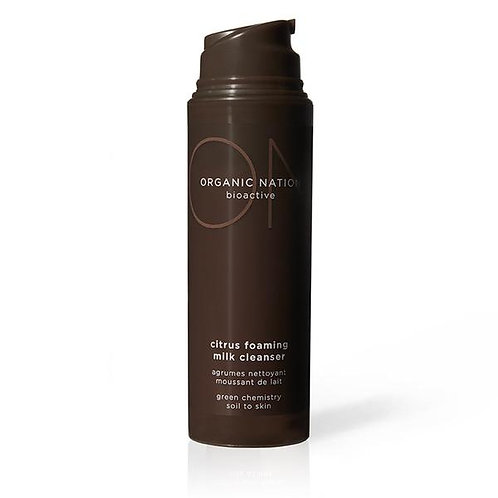 Organic Nation Foaming Milk Cleanser 150 ml