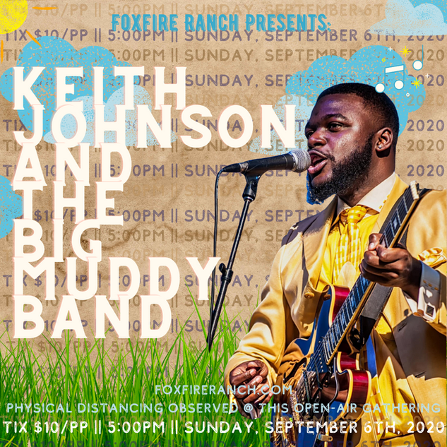 Keith Johnson & The Big Muddy Band