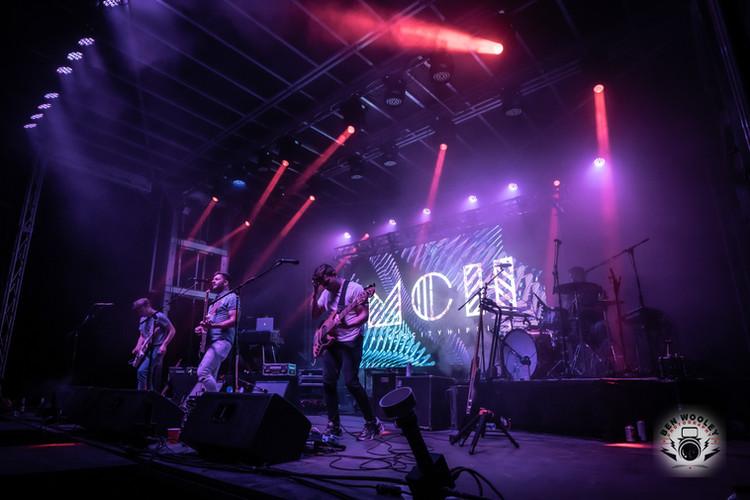 Magic City Hippies  Performing at Foxfire Ranch