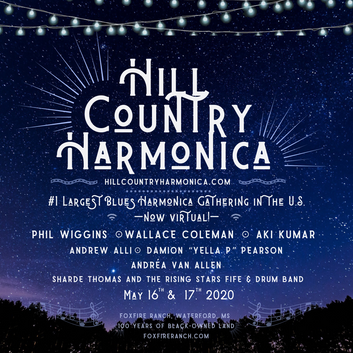 Hill Country Harmonica