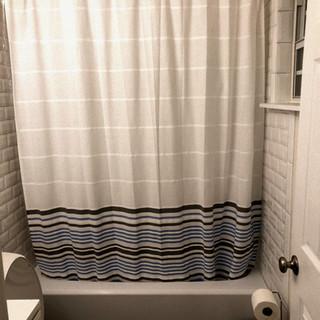 Reparations Cabin Bathroom