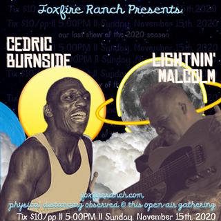 Cedric Burnside & Lightnin' Malcolm