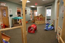 Infant/Toddler Indoor Gym