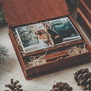 fotobox fotos entwickeln holzbox