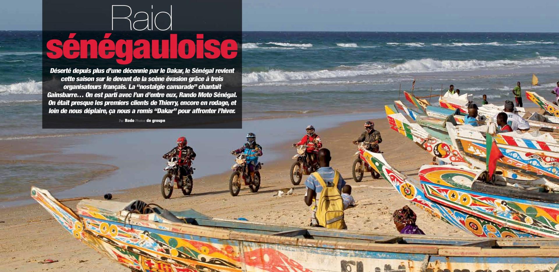 Rando Senegal.