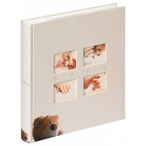 Vauva-albumi Classic Bear, 28x30,5 cm