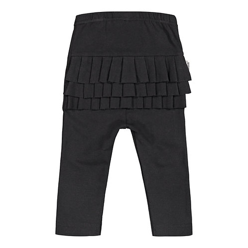 Frilla Leggings, black