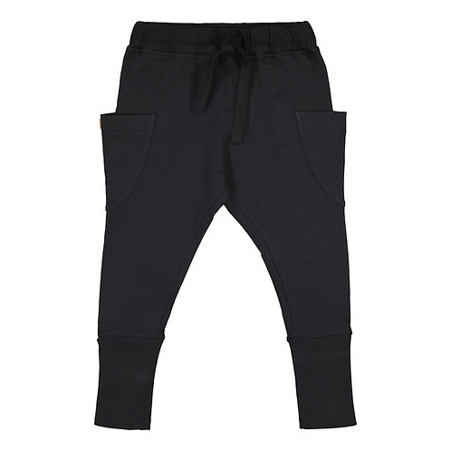 Pocket Pants, black