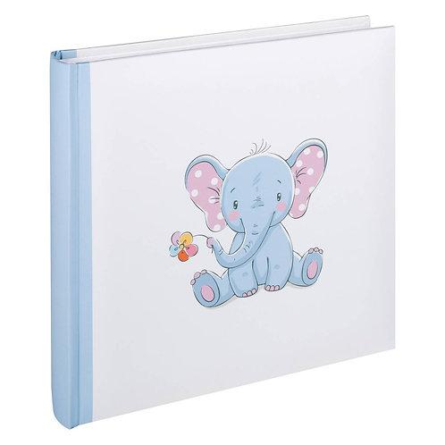 Sonny Vauva-albumi, 26x25cm 50s - sininen