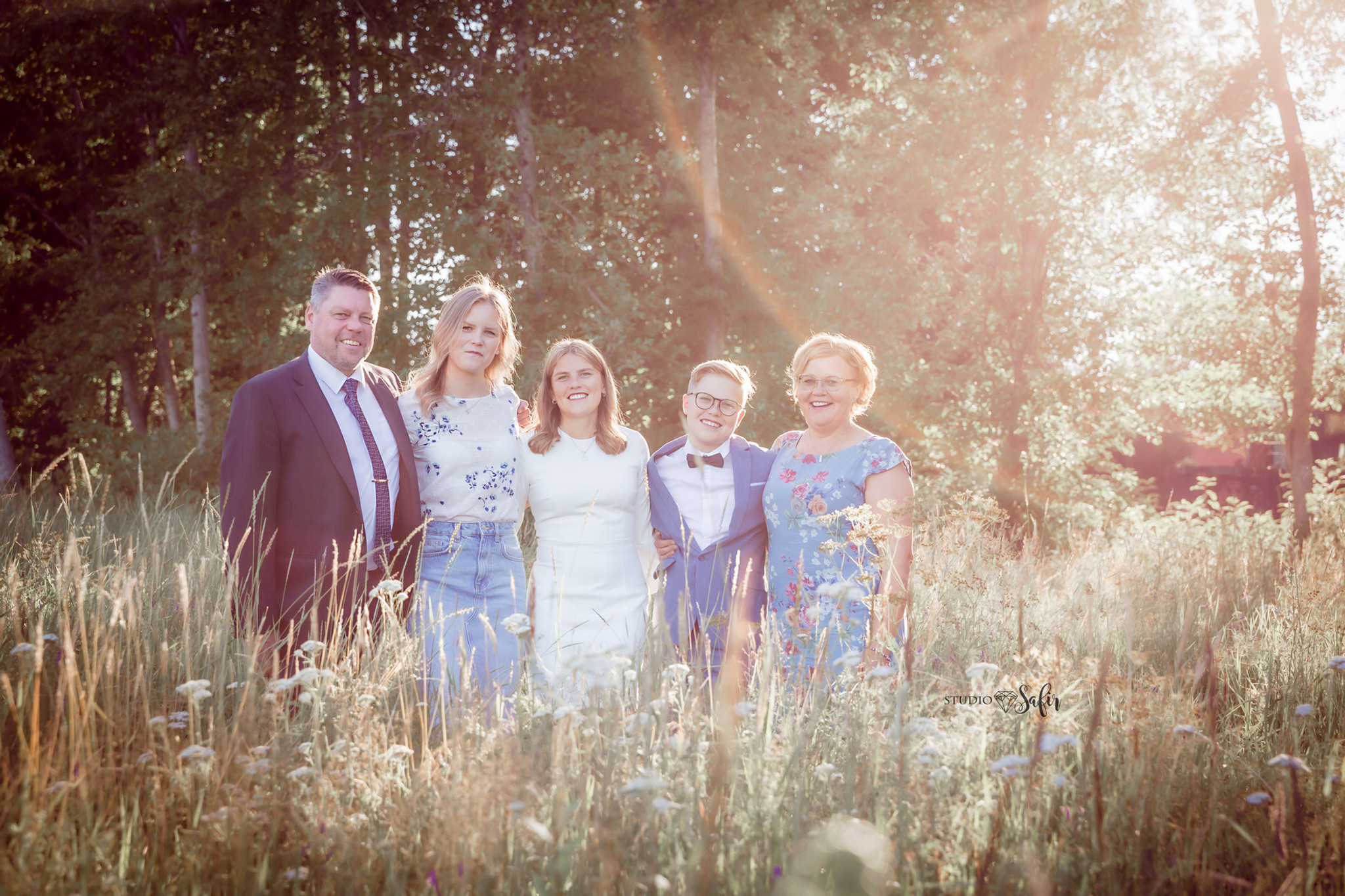 Perhekuvaus / Familjefotografering