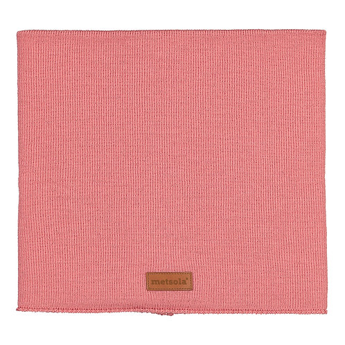 Merinowool Folded RIB Tube, onesize, strawberry ice