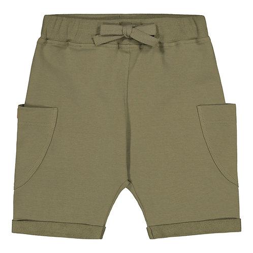 Pocket Shorts, olivine