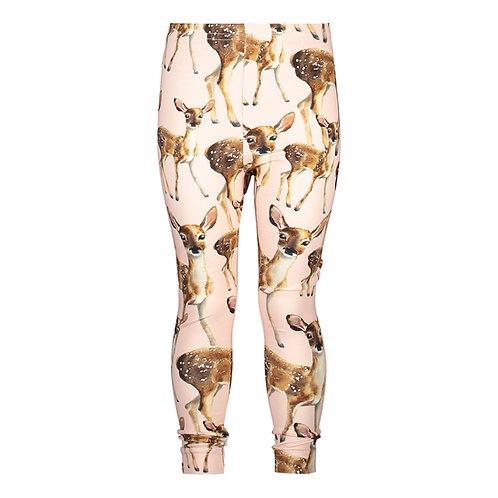 Bambi Leggings, pink salt